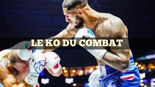 KO video 3: Yoka needs about 80 seconds to stop Dauhaupas