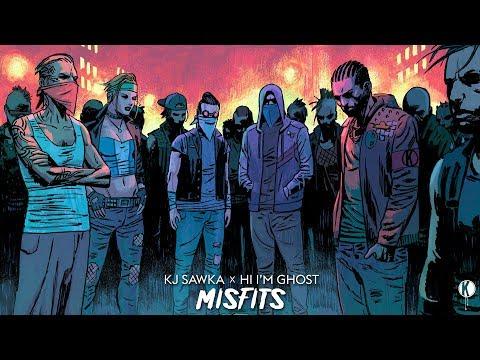 KJ Sawka x Hi I'm Ghost - Misfits (Full EP)