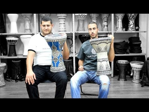 Amazing Darbuka / Doumbek Performance For Belly Dance Music