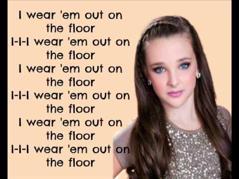 Kendall K - Wear 'Em Out Lyrics