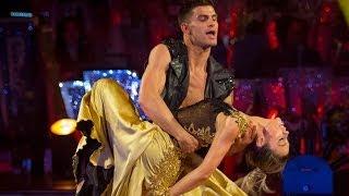Abbey Clancy & Aljaz's Showdance to 'Sweet Child O' Mine' - Strictly Come Dancing: 2013 - BBC One