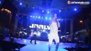 J Balvin en concierto cartagena de indias