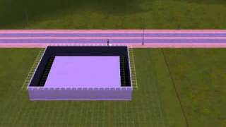 The Sims 3 How To Make A Foundation In A House