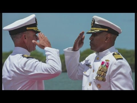 Wake Up 2day: Joint Base Pearl Harbor-Hickam reviews the Navy in Hawaii