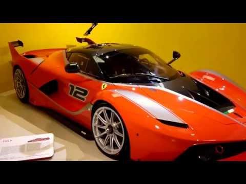 Museo Ferrari Maranello Italia - Ferrari Museum Maranello Italien