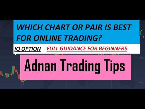 which Chart or Pair is best For Online Trading [Trading Tips  for Beginners]
