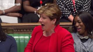 Emily Thornberry presses Damian Green over Brexit