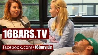 "Interview: Marteria & Miss Platnum über ""Lila Wolken"" (16BARS.TV)"