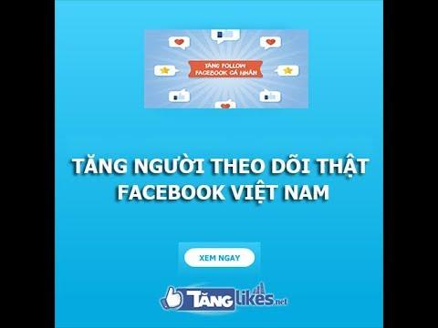Hướng Dẫn Tăng Sub Người Theo Dõi Facebook Miễn Phí 1 Ngày 1000 Sub  Max Bá Part 2