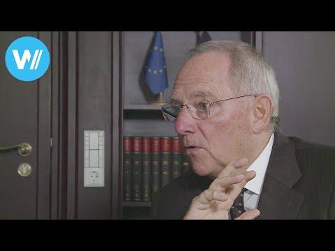 Wolfgang Schäuble: Warum Banken gerettet werden mussten (im Gespräch mit Harald Schumann)