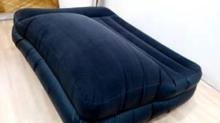 видео Надувной матрас Air basic 140