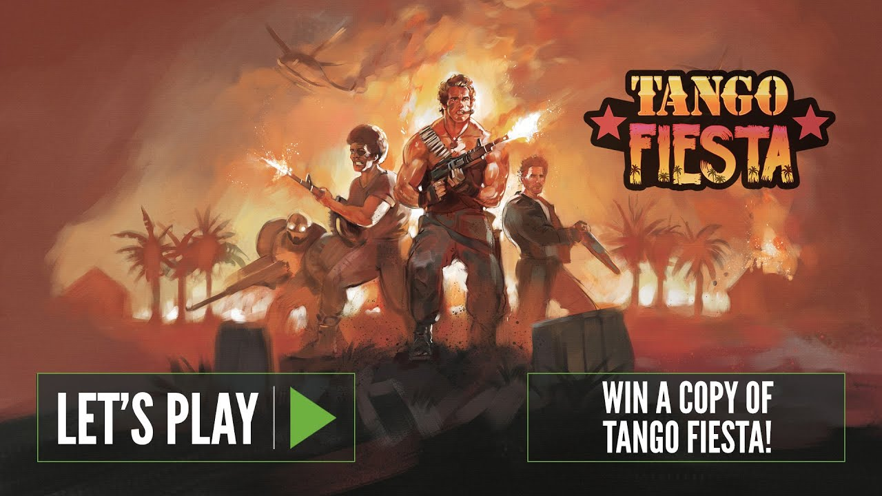 Let's Play Tango Fiesta | 5 copies of the game up for grabs