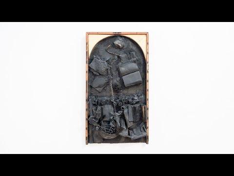 John Latham - Burial of Count Orgaz - Tate Britain - April 2017