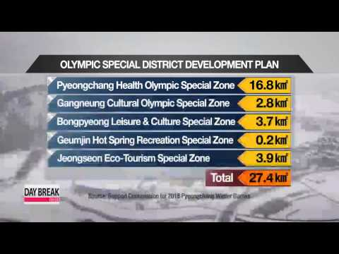 Seoul to launch development project for Pyeongchang Winter Games