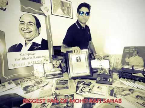 Mohd.RAFI SAHAB RARE SNIPPET SONGS- RAFI ARUN GAUTAM