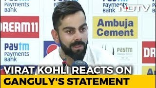 Why Kohli Laughed When Asked About Ganguly Seeking Clarity On Dhoni