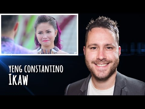 Yeng Constantino - Ikaw Official Music Video | REACTION