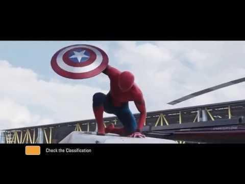 SPIDER MAN  HOMECOMING   Official International Trailer