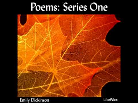 Poems: Series One by Emily Dickinson