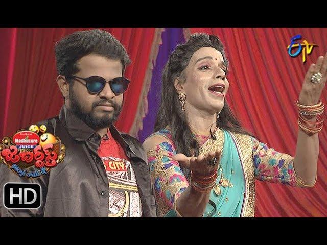 Hyper Aadi, Raising Raju Performance | Jabardasth | 12th July 2018 | ETV  Telugu