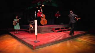 RING OF FIRE The Music of Johnny Cash at Theatre at the Center Feb. 20 to March 30, 2014 - Clip 1