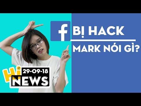 Mark Zuckerberg cập nhật thông tin về Facebook bị hack   Hinews   Thủ thuật hack hay 1