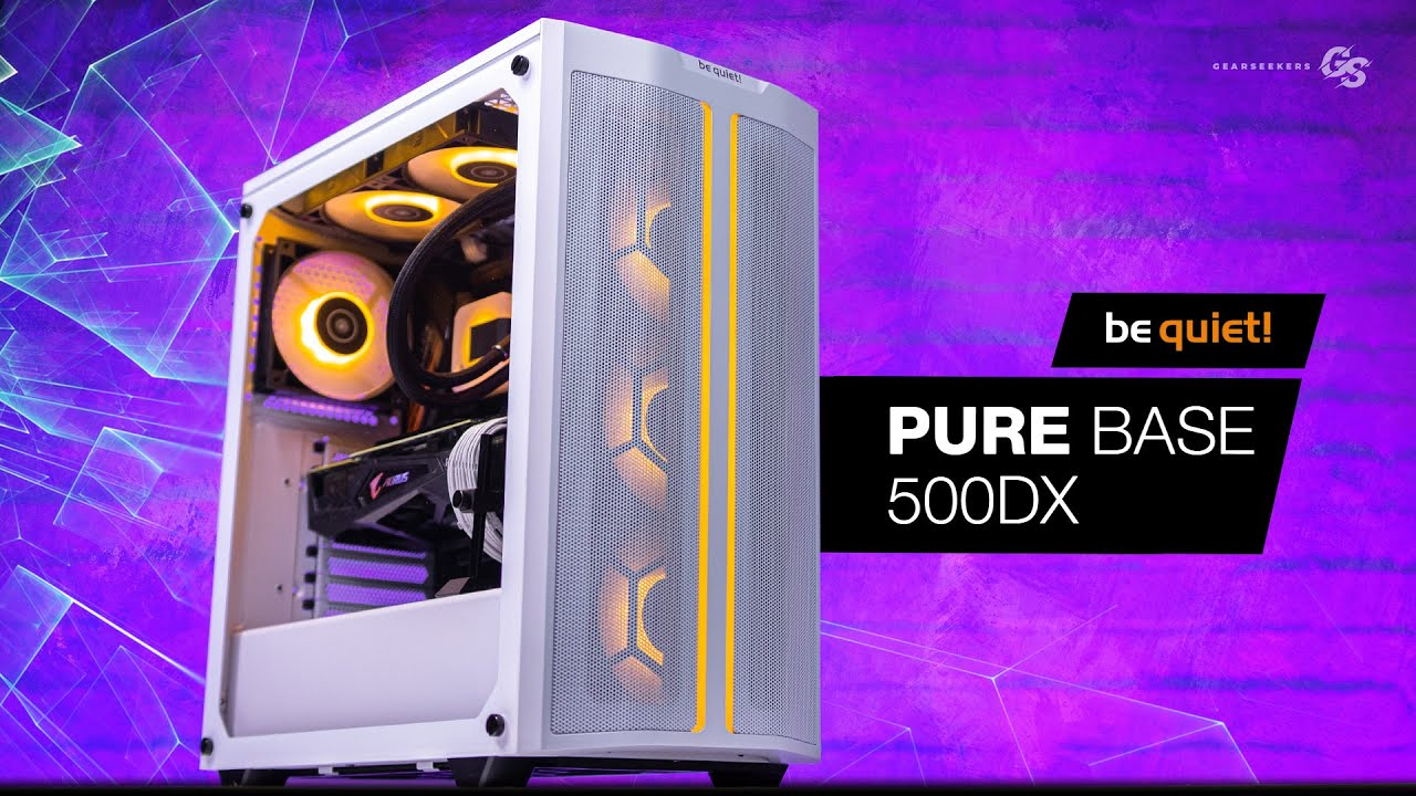 GAMING BEAST - 10700K RTX 2080 Ti - Be Quiet! Pure Base 500DX Build + Benchmarks