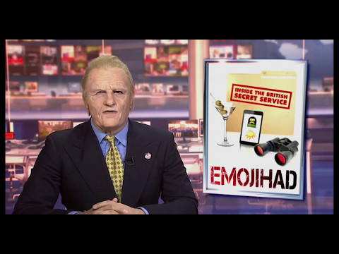 Emojihad. Who is Lmfao? A Chinese hacker working for the Korean?Blocked in UK. Britain Today Tonight