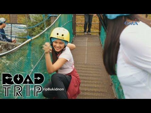 Road Trip: Kate's fear of hanging bridge