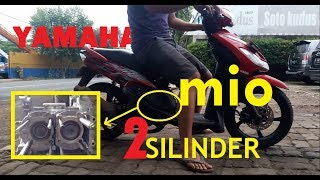 Download Video YAMAHA MIO 2 SILINDER #oM2s MP3 3GP MP4