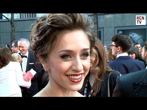 Marianela Núñez Interview Olivier Awards 2014