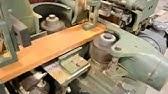 Shop Fox Planer/Moulder W1812 Demo - YouTube