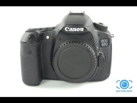 Đánh giá và hướng dẫn sử dụng Canon EOS 60D - duytom.com (4K video)