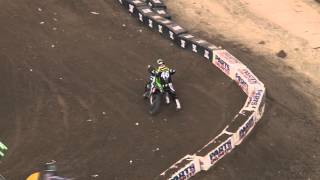 Supercross LIVE! 2014 - Two Minutes on the Track - 250 Second Practice in Detroit