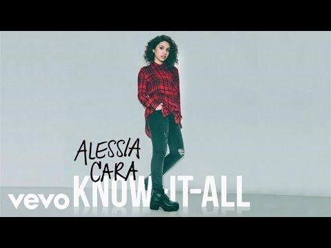 Alessia Cara - Stone (Audio) ft. Sebastian Kole