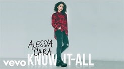 Alessia Cara - Stone ft. Sebastian Kole (Official Audio)