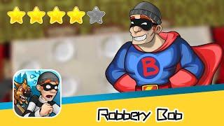 Robbery Bob SuperBob Bonus 14 Walkthrough Recommend index four stars