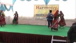 Lathe Di chadar Dance in Harmony 2012 - Pacific College