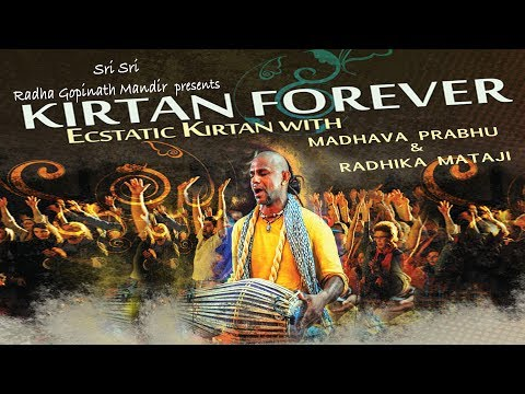 Ecstatic HD Kirtan video - HG Madhava pr and HG Radhika mataji at ISKCON Chowpatty