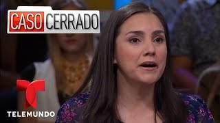Caso Cerrado | Child Support Payments Used To Keep Dead Child