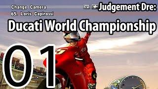 Judgement Dre: Ducati World Championship Episode 01 - A Final Fantasy Butt Game
