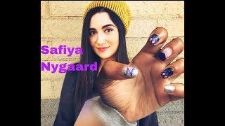 Safiya Nygaard Inspired Nail Art Tutorial