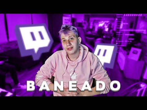 ME BANEARON DE TWITCH