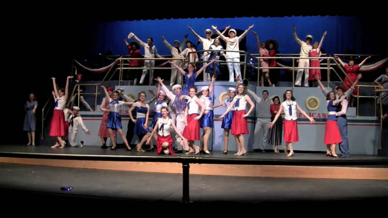 Anything Goes - Chaparral High School - Preview