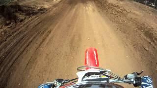 cmmc dirt bike race 85cc beginer.