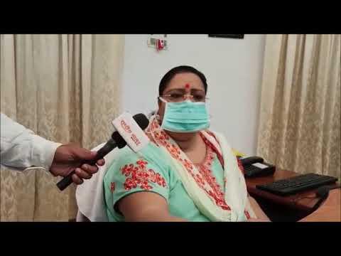 भागलपुर की आयुक्त वंदना किन्नी से विकास के मुद्दों पर खास बात चीत