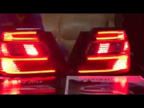 Y33 Cima Q45 Full Chasing Led Tails With Benz Style