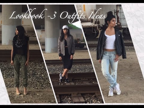Lookbook - 3 Street Style Outfits