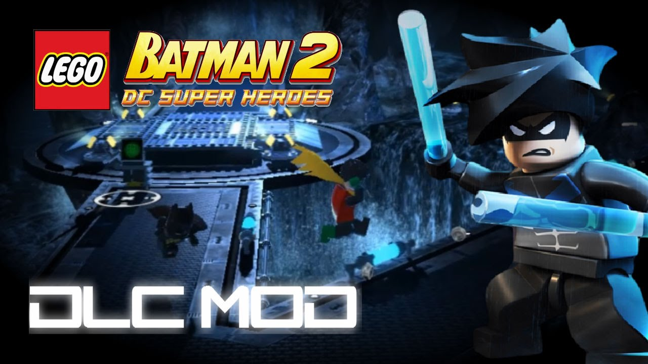 Lego Batman 2 Dc Superheroes Mod Pc Hd All Dlc
