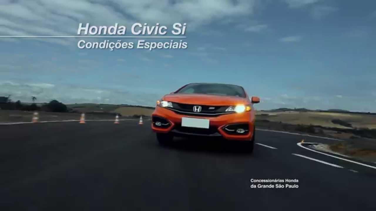 Vt comercial honda civic locu o nando pinheiro youtube for Honda a1 service coupon